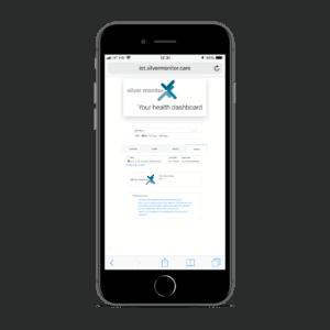 Silver monitor web app